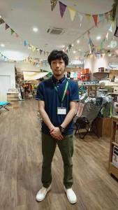 スタッフ  名久井さん