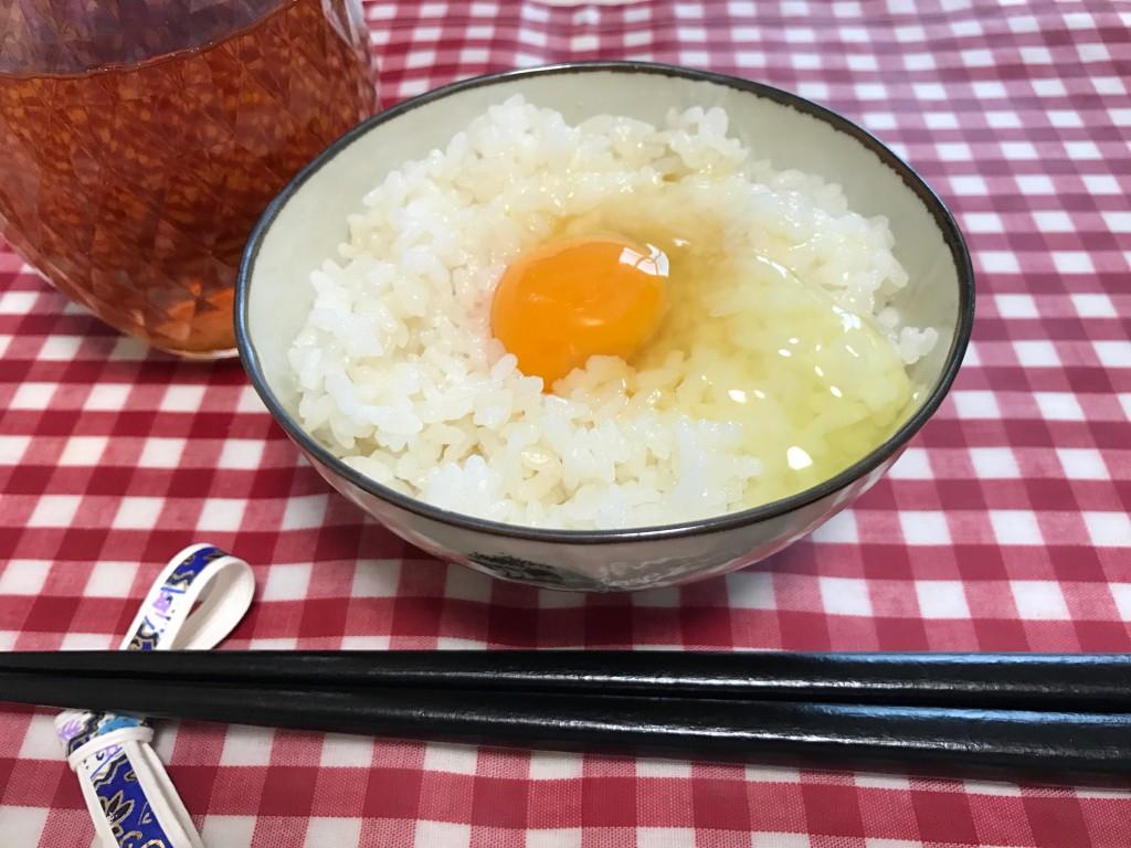 卵かけご飯煎り酒