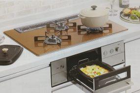 忙しい主婦の強い味方!魚焼きグリルは最高の調理器具!