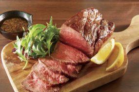 【魚焼きグリル活用法】簡単ローストビーフ